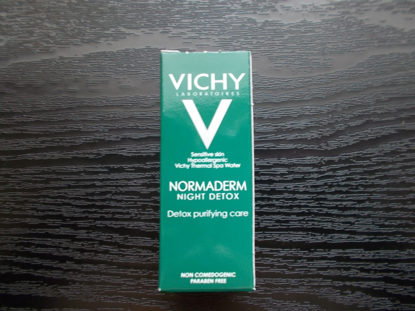 Vichy Normaderm Night Detox
