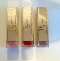 Primark Lipsticks