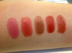 Elf Lipsticks