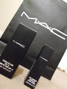 Mac Studio Fix Fluid & Pro-Long Wear Concealer