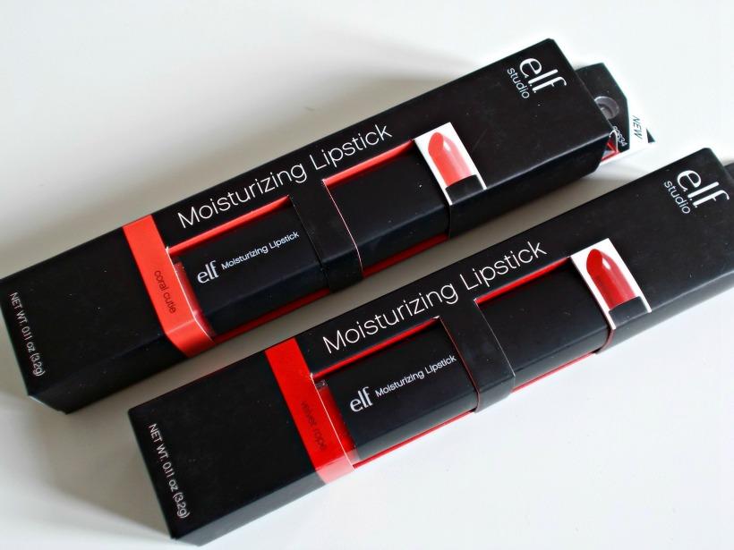 Moisturising Lipsticks