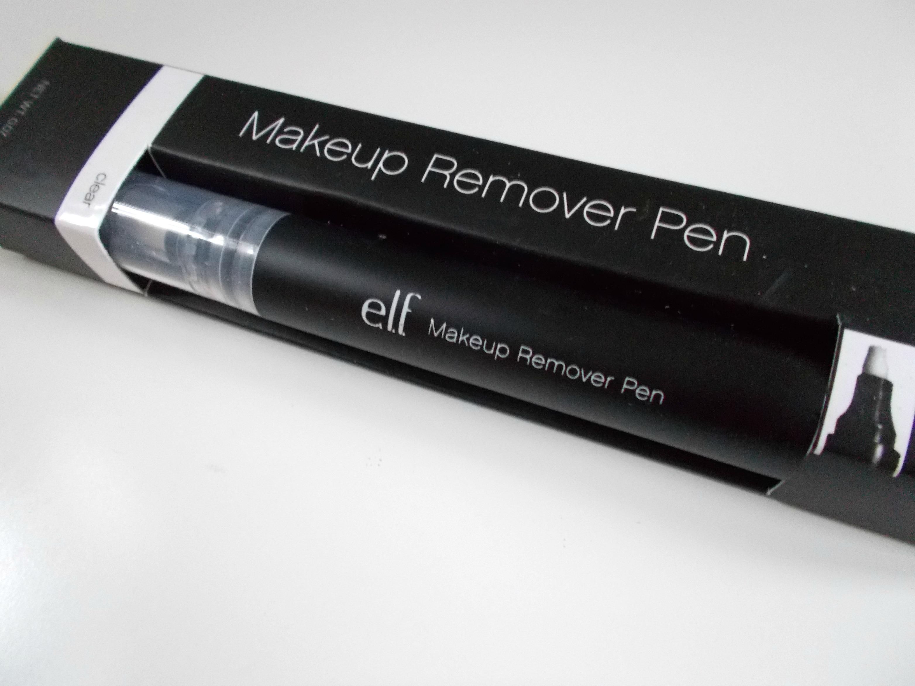 Elf eye makeup remover