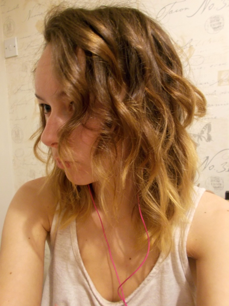 Light Hold Mousse Results