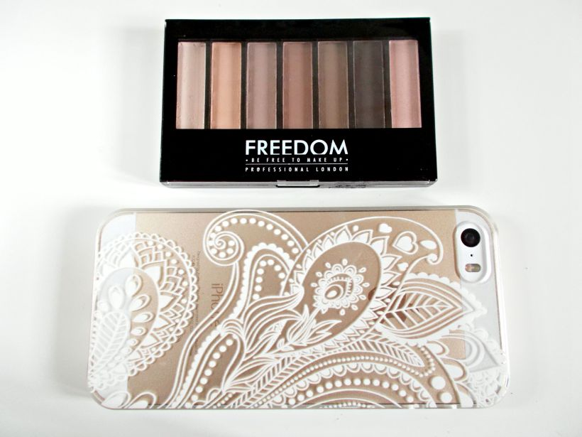 Freedom Makeup Mattes Palette Review